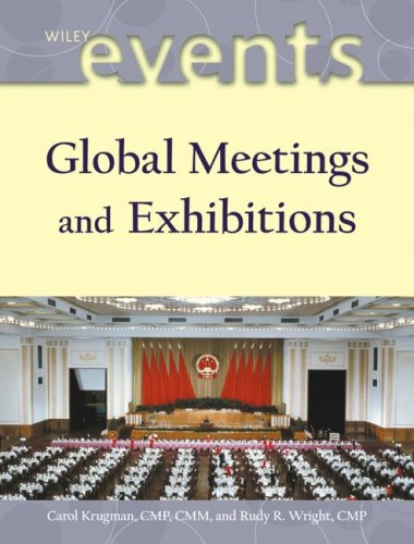 Global Meetings and Exhibitions  2nd 2007 (Revised) edition cover