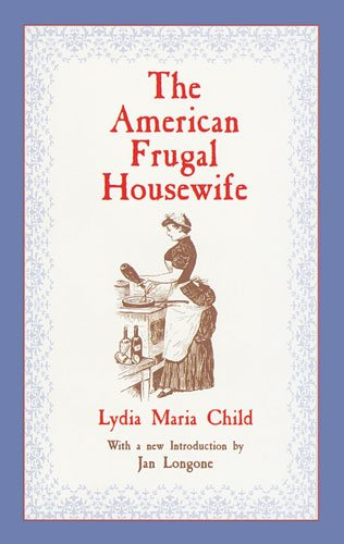 American Frugal Housewife  N/A 9780486408408 Front Cover