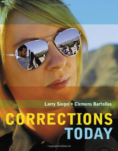 Corrections Today   2011 edition cover