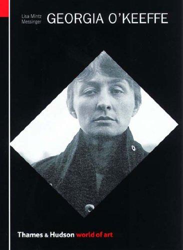 Georgia O'Keeffe   2001 edition cover