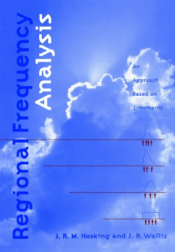 Regional Frequency Analysis An Approach Based on L-Moments  2005 9780521019408 Front Cover