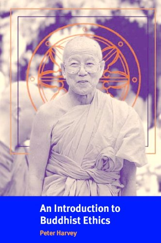Introduction to Buddhist Ethics Foundations, Values and Issues  2000 edition cover