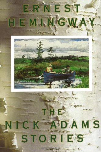 Nick Adams Stories   1981 edition cover