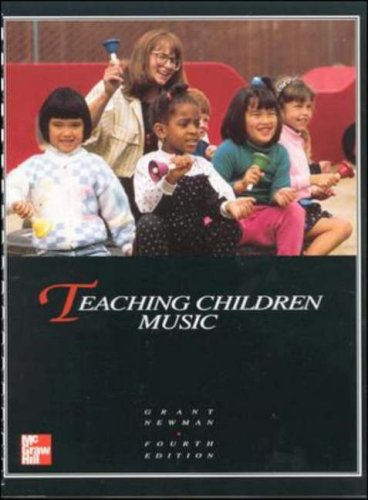 Teaching Children Music Fundamentals of Music and Method 4th 1994 (Revised) 9780697125408 Front Cover