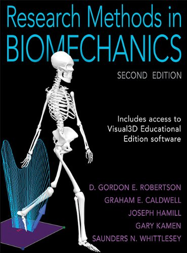 Research Methods in Biomechanics-2nd Edition  2nd 2013 edition cover