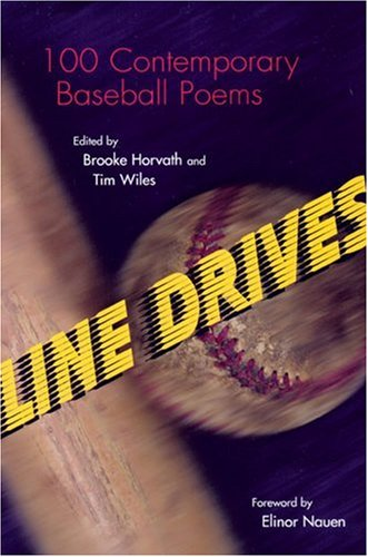Line Drives 100 Contemporary Baseball Poems  2002 edition cover