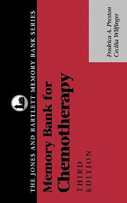 Memory Bank for Chemotherapy  3rd 1997 (Revised) 9780867207408 Front Cover