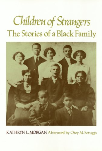 Children of Strangers The Stories of a Black Family N/A edition cover