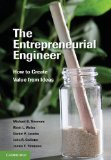 Entrepreneurial Engineer How to Create Value from Ideas  2013 edition cover