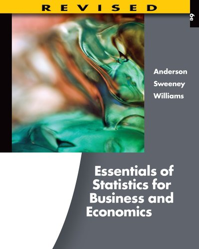 ESSEN.OF STATISTICS...-REVISED N/A 9781133293408 Front Cover