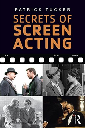 Secrets of Screen Acting  3rd 2015 (Revised) edition cover