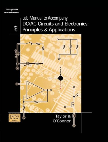 DC/AC Circuit and Electronics Principles and Applications  2003 9781401880408 Front Cover
