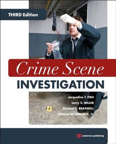 Crime Scene Investigation  3rd 2013 (Revised) edition cover