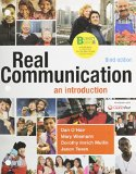 Loose-Leaf Version for Real Communication An Introduction 3rd 2015 edition cover