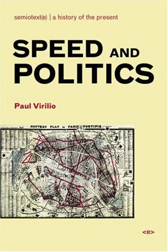 Speed and Politics  2nd edition cover