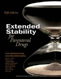 Extended Stability for Parenteral Drugs  5th 2013 edition cover