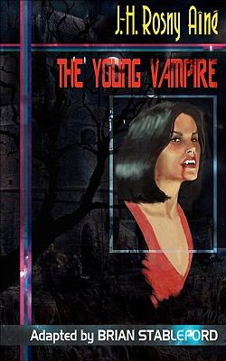 Young Vampire  N/A 9781935558408 Front Cover
