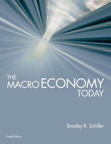Macro Economy Today  12th 2010 edition cover