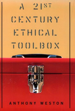 21st Century Ethical Toolbox   2001 edition cover