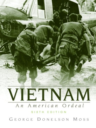 Vietnam An American Ordeal 6th 2010 (Revised) edition cover