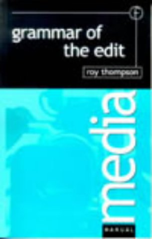 Grammar of the Edit   1993 edition cover
