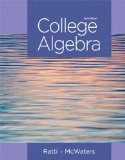 College Algebra Plus NEW MyMathLab -- Access Card Package  3rd 2015 edition cover