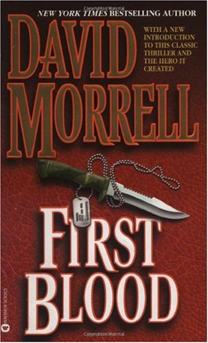 First Blood  N/A edition cover