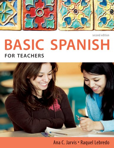 Spanish for Teachers  2nd 2011 edition cover