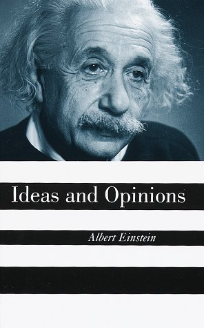 Ideas and Opinions  3rd 1982 edition cover