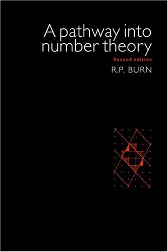 Pathway into Number Theory  2nd 1996 (Revised) edition cover
