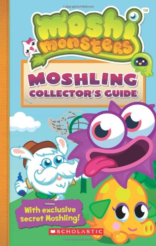 Moshling Collector's Guide  N/A 9780545348409 Front Cover