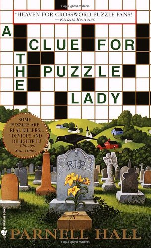 Clue for the Puzzle Lady   1999 9780553581409 Front Cover