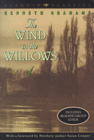 Wind in the Willows   1999 9780689831409 Front Cover