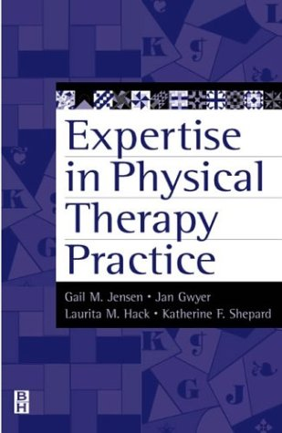 Expertise in Physical Therapy Practice   1999 9780750690409 Front Cover