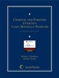 CRIMINAL+FOR.EVIDENCE:CS.,MTRL N/A edition cover