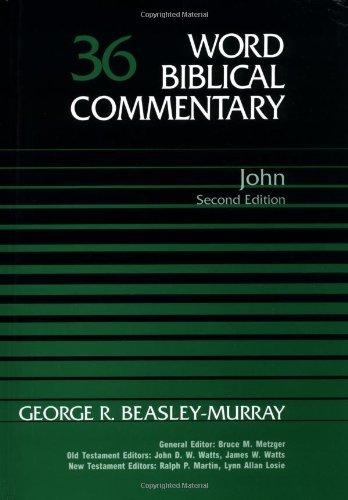 John  2nd 1999 (Revised) edition cover