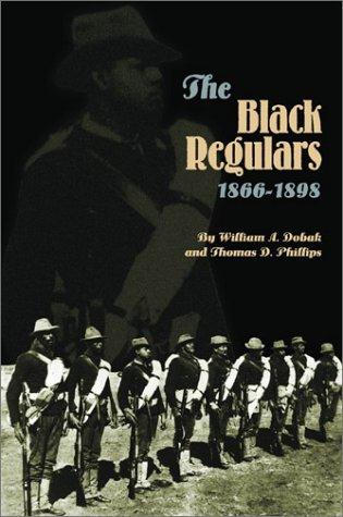 Black Regulars, 1866-1898   2001 edition cover