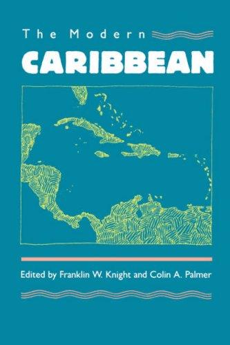 Modern Caribbean   1989 edition cover