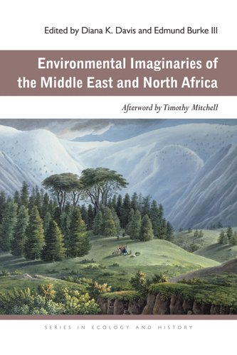 Environmental Imaginaries of the Middle East and North Africa   2011 edition cover