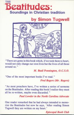 Beatitudes : Soundings in Christian Traditions 1st edition cover