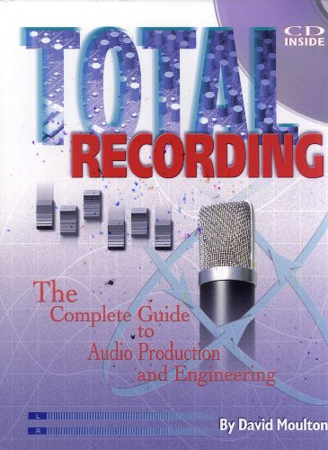 TOTAL RECORDING N/A edition cover