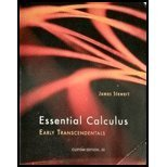 ESSENTIAL CALCULUS:EARLY TRANS.>CUSTOM< N/A 9781285133409 Front Cover