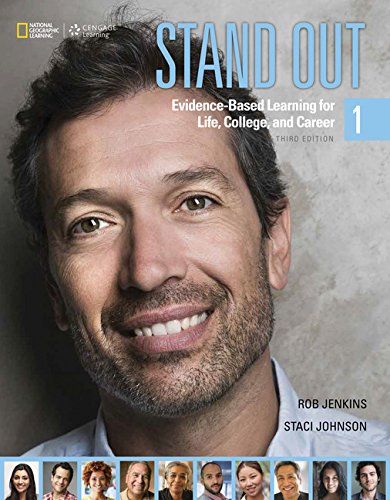 Stand Out 1:   2016 9781305655409 Front Cover