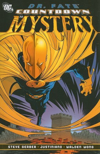Dr. Fate  N/A 9781401218409 Front Cover