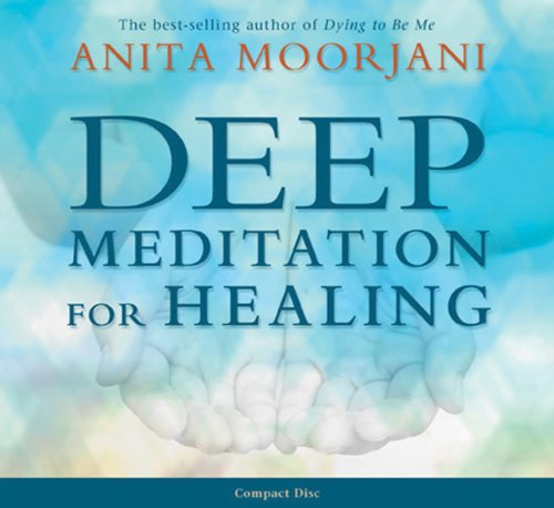 Deep Meditation for Healing   2012 edition cover
