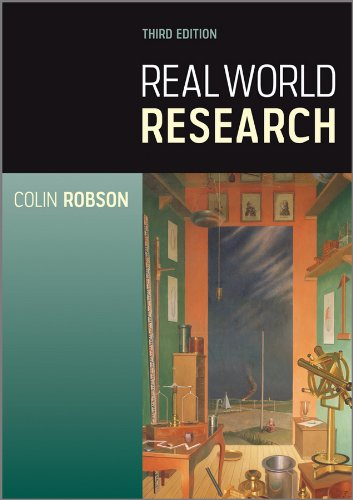Real World Research  3rd 2011 edition cover