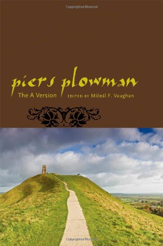 Piers Plowman The a Version  2011 edition cover
