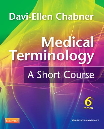 Medical Terminology A Short Course 6th 2011 edition cover