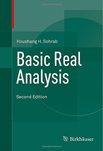Basic Real Analysis:   2014 edition cover