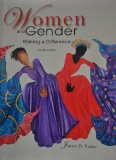 Women and Gender Making a Difference 4th edition cover